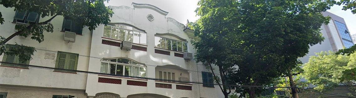 Edifício Itaíba 544 Leblon