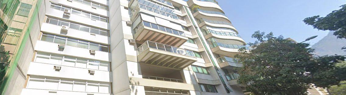 Edifício Raquel Hermolin 905 Leblon