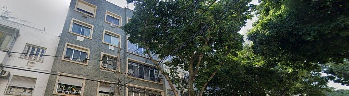 Edifício Solar Lima Rocha 1136 Leblon