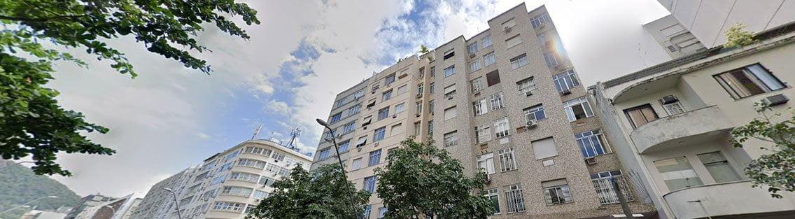 Edifício Áries 722 Leblon