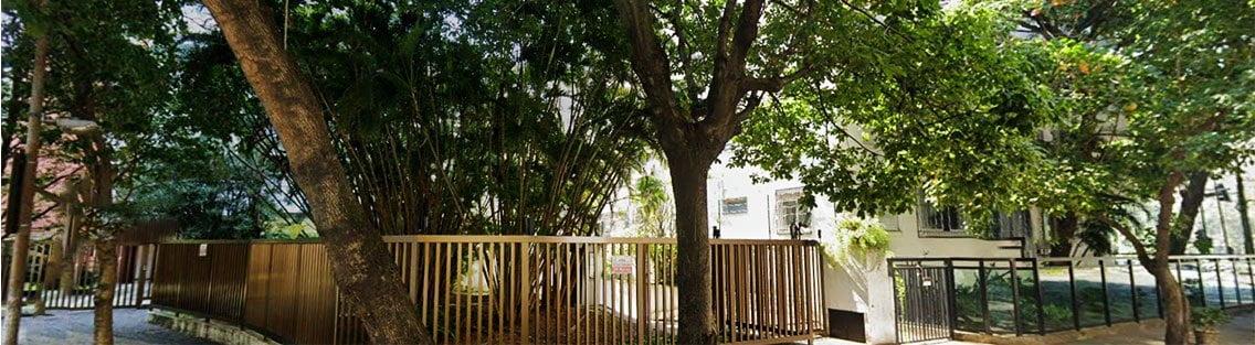 Edifício 6 da Praça Almirante Belfort Vieira Leblon