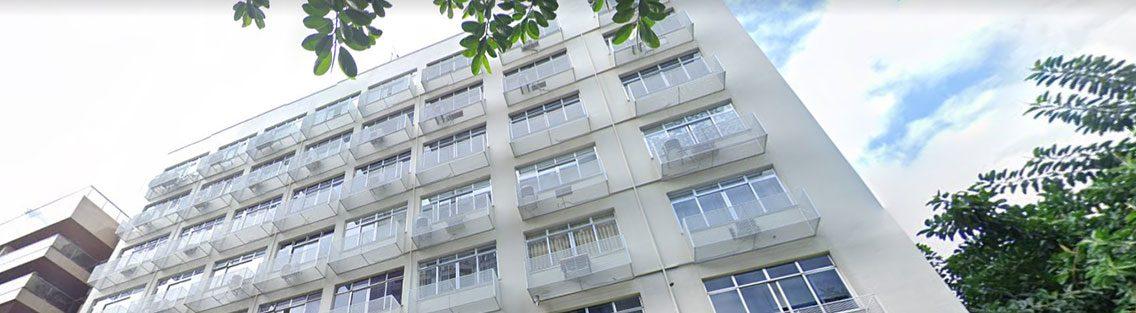 Edifício Don Nelson 950 Leblon