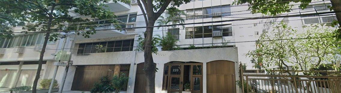 Edifício Marquês de Serro Azul 220 Leblon