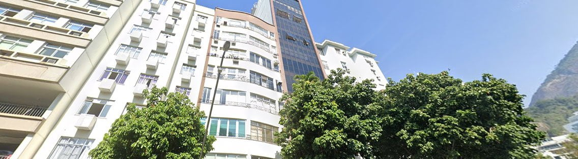 Edifício Ronaldo 1335 Leblon