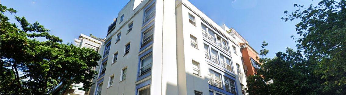 Edifício San Martin 283 Leblon