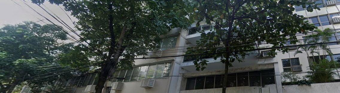 Edifício Solar San Martin 224 Leblon
