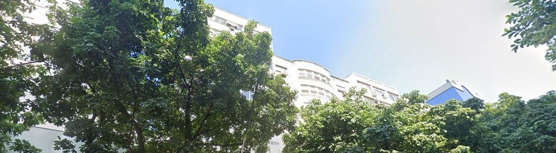 Edifício Tiberíades 1151 Leblon