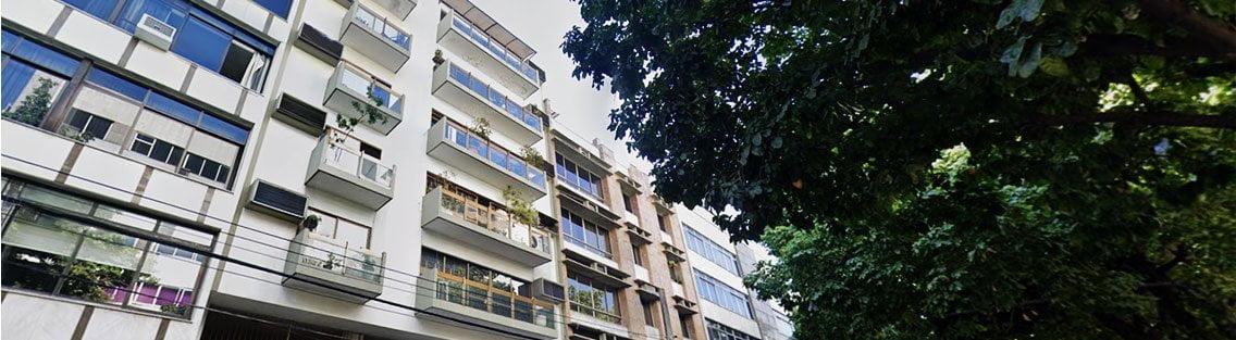 Edifício Tulipa 410 Leblon