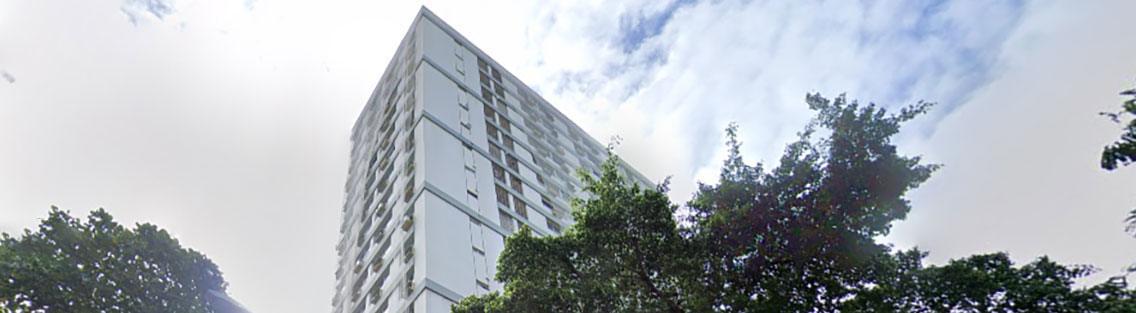Edifício Janus 566 Leblon