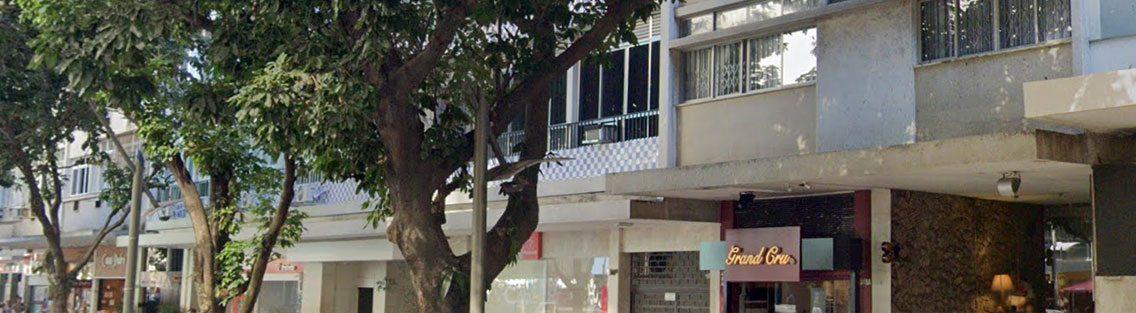 Edifício Nouvelle Vague 348 Leblon