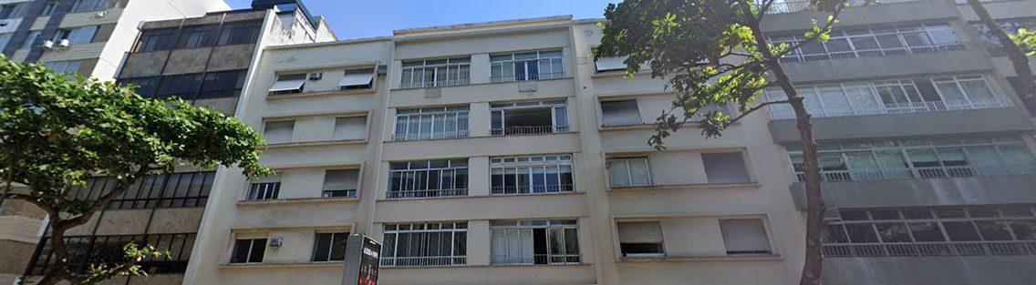 Edifício Afrânio de Melo Franco 17 Leblon
