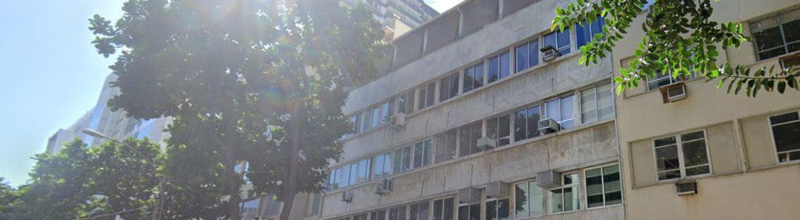 Edifício Afrânio de Melo Franco 170 Leblon