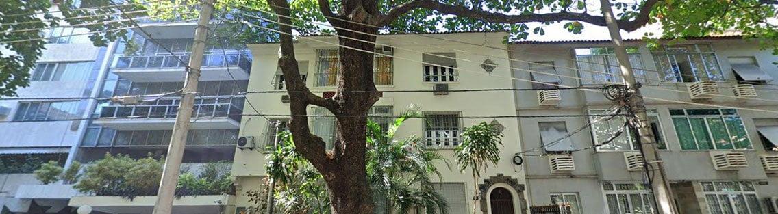 Edifício Afrânio de Melo Franco 70 Leblon