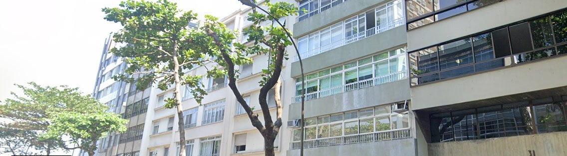 Edifício Guapi 25 Leblon
