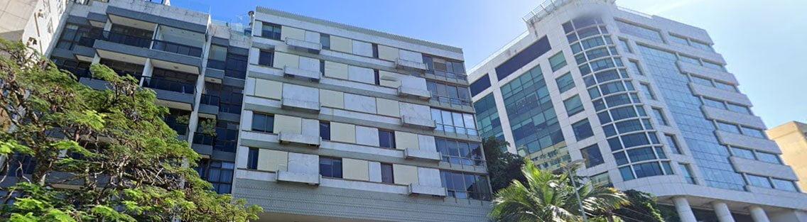 Edifício Jardim Lagoa 625 Leblon