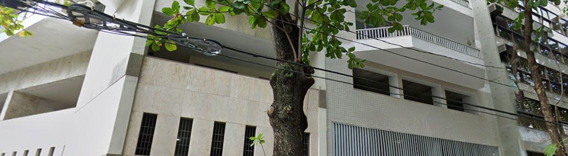 Edifício Manoel Alves da Silva Braga 40 Leblon