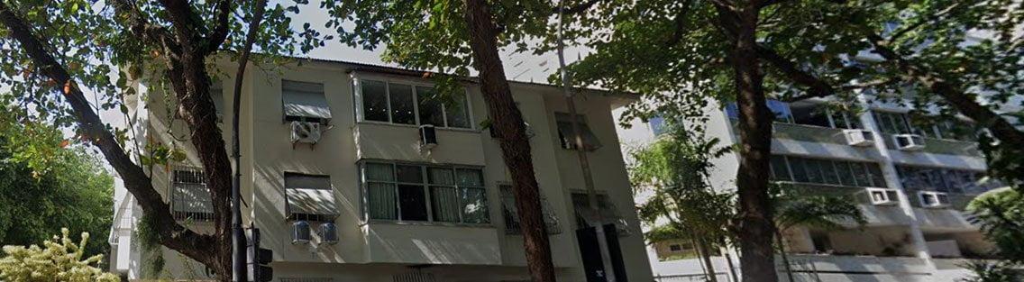 Edifício Parente 54 Leblon