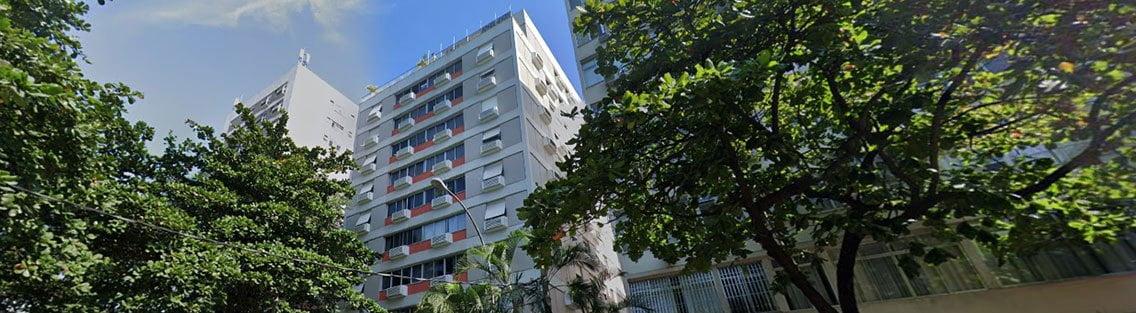 Edifício Watteau 85 Leblon