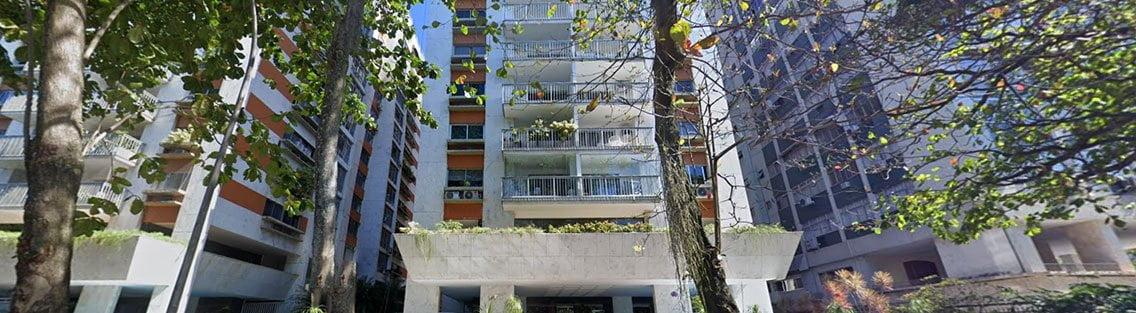 Edifício Lugano 419 Leblon