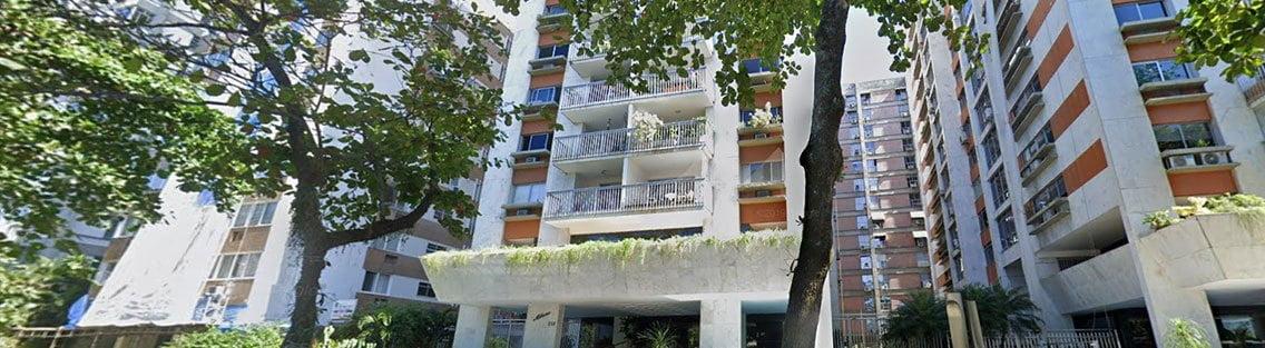 Edifício Milano 393 Leblon