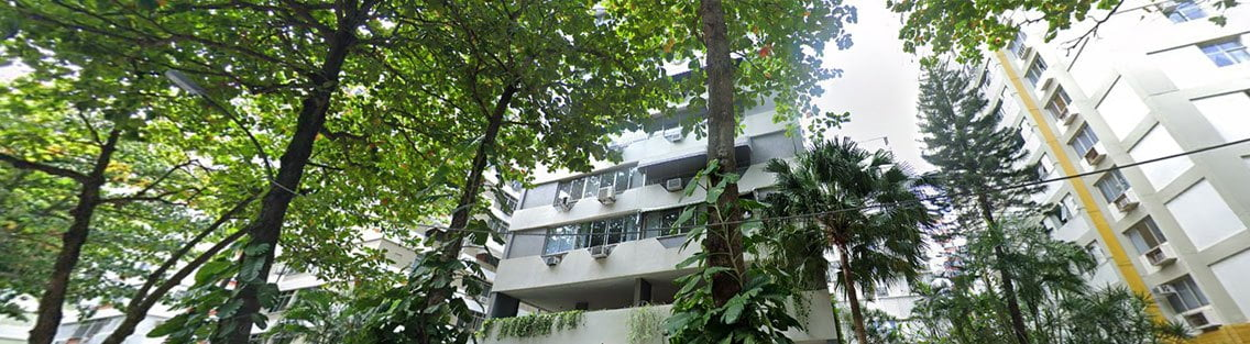 Edifício Giovanni Bellini 54 Leblon