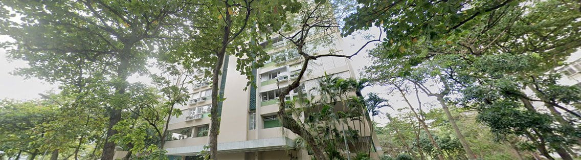 Edifício Mário Trindade 186 Leblon
