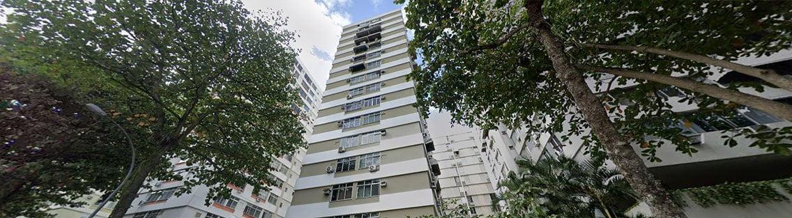Edifício Morada da Lagoa 84 Leblon