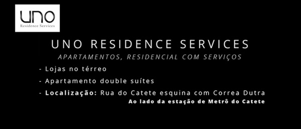 Uno Residence Services Flamengo