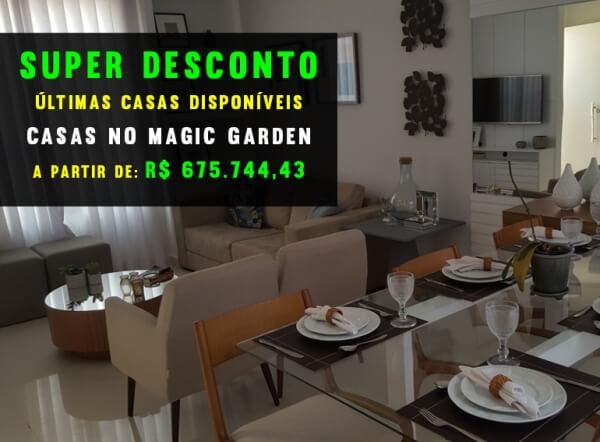 Magic Garden Houses