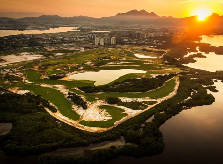 Campo de Golfe Riserva Golf