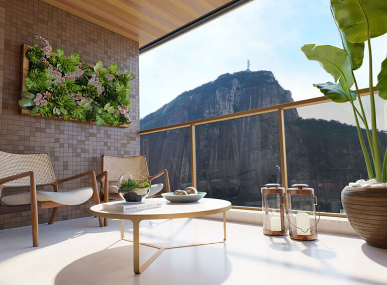 Apartamento Botanique 211