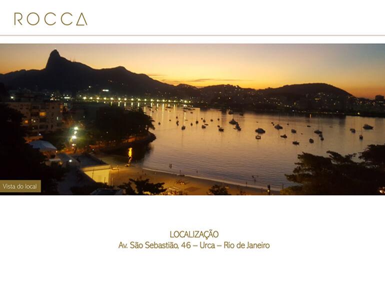 Lançamento Rocca Urca Avenida Sao Sebastiao 46