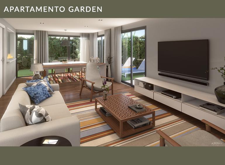Apartamento Garden Quintas 292