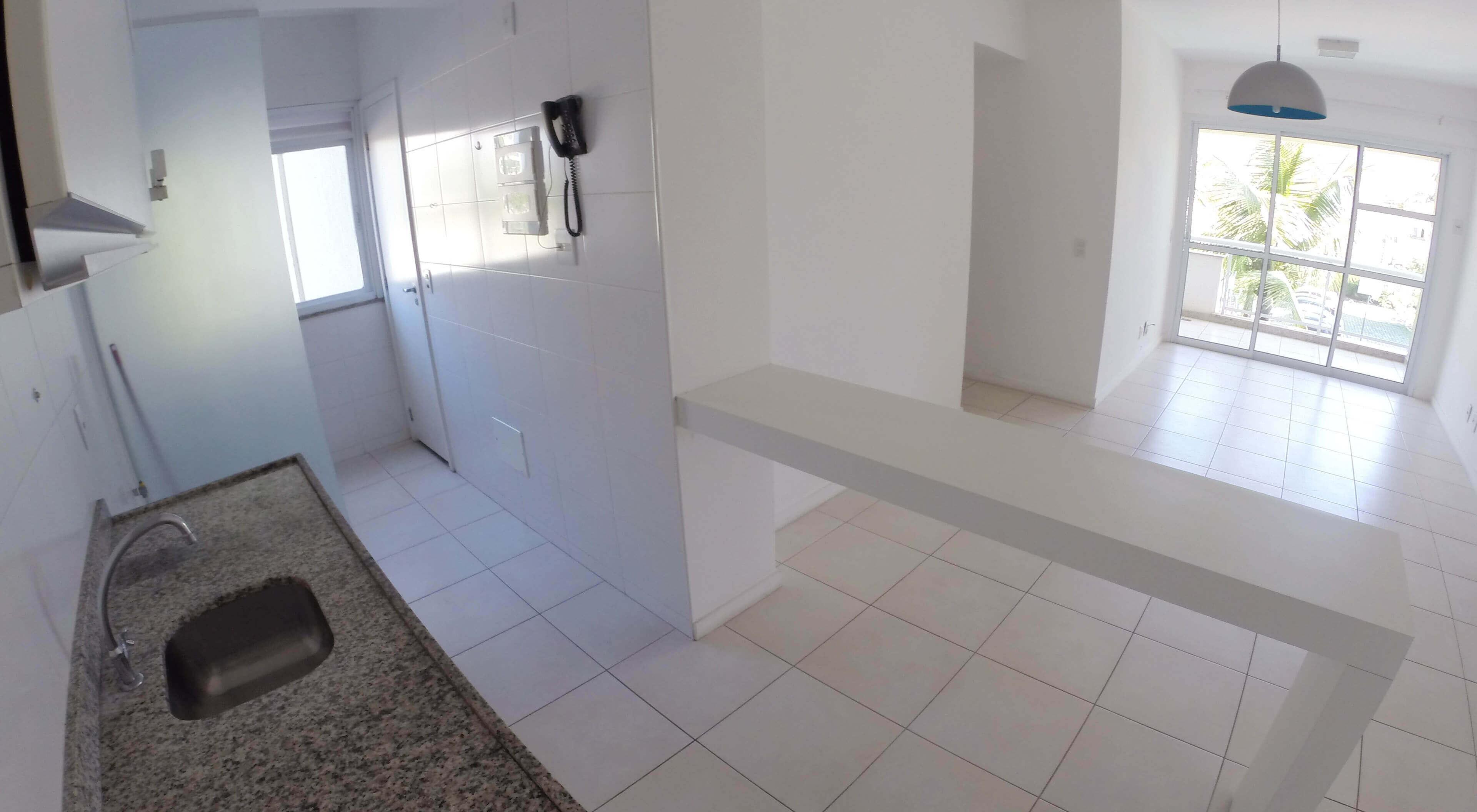 Apartamento Vitality Barra
