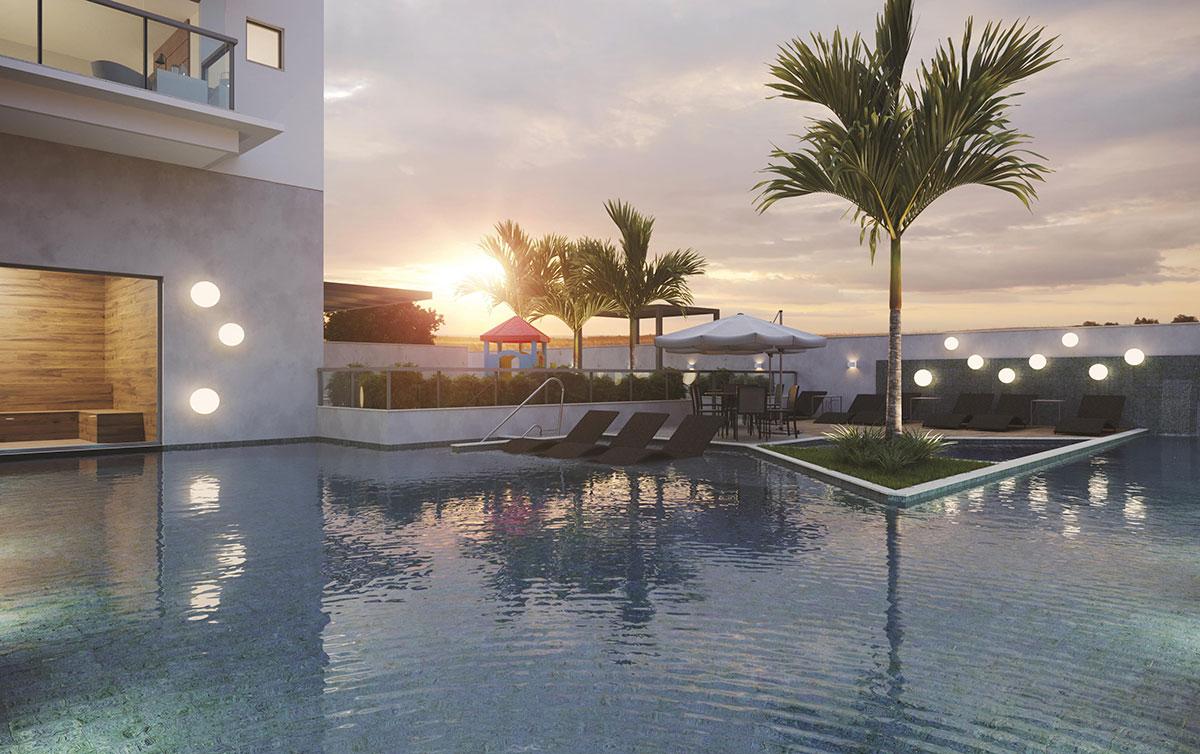 Exclusive Residences Barra da Tijuca