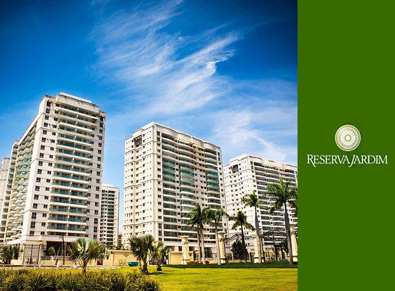 Reserva Jardim Cidade Jardim