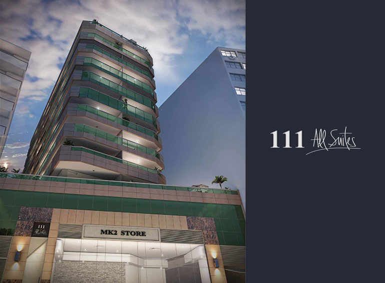 111 All Suites Flamengo