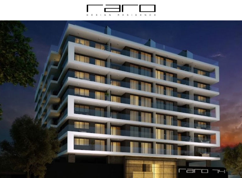 Raro Design Residence