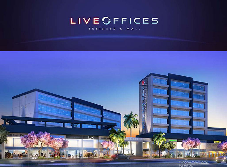 Live Offices Business Mall