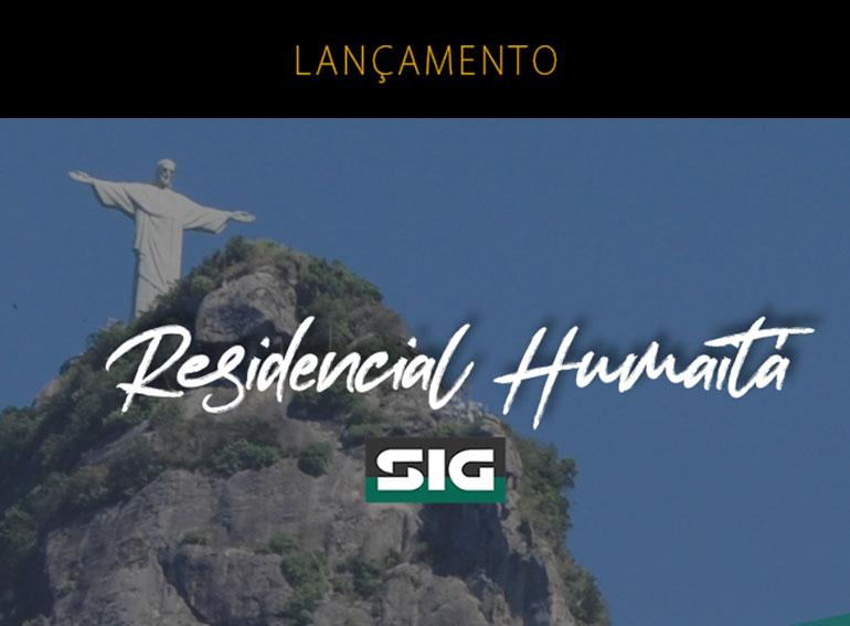 Lançamento Sig Humaitá