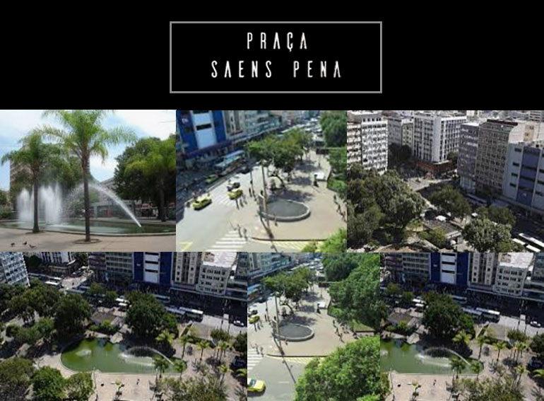 Lançamento Praça Saens Pena Tijuca