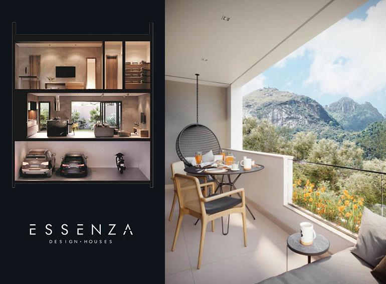 Essenza Design Houses Freguesia
