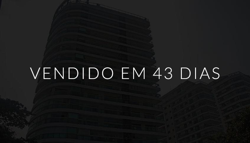 Apartamento Vendido 5 andar São Conrado