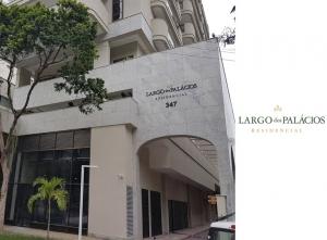 Largo dos Palacios Botafogo