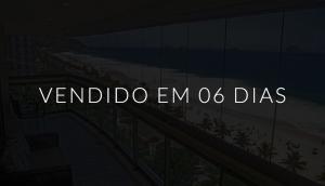 Apartamento Vendido Praia de São Conrado