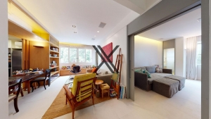 Apartamento Cortes Sigaud Leblon